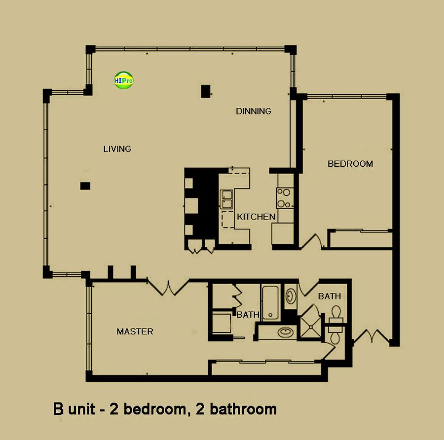 Mount Terrace B-unit