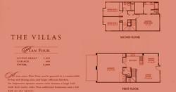 The Villas - plan 4