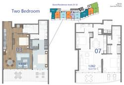 Grand Residence - 2 Bedroom