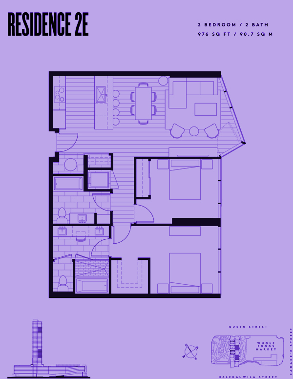 Aeʻo Residence 2E