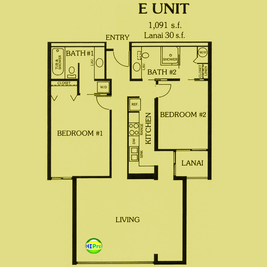 Dowsett Point unit E
