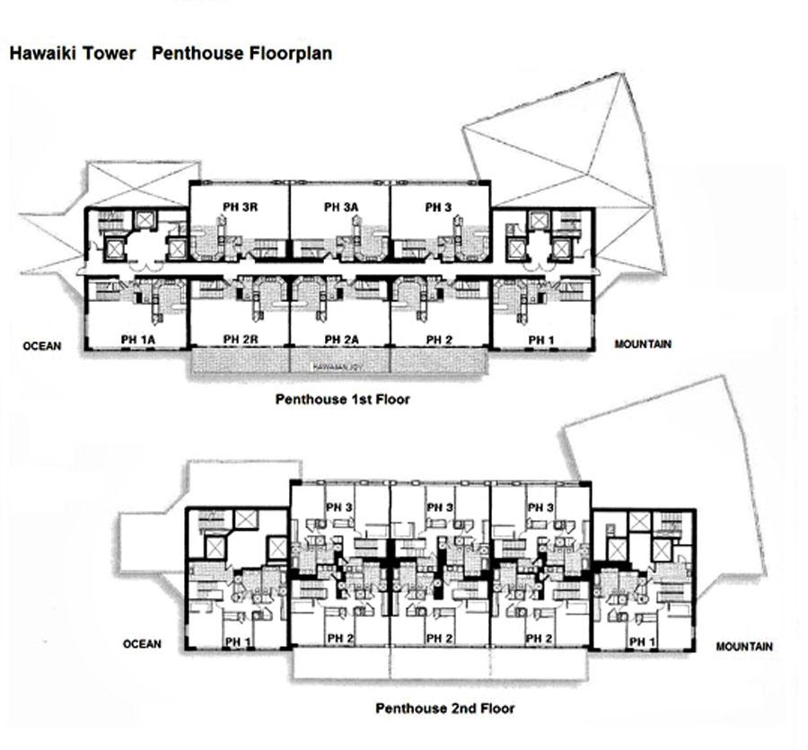 Penthouse Floorpan