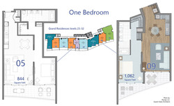 Grand Residence - 1 Bedroom
