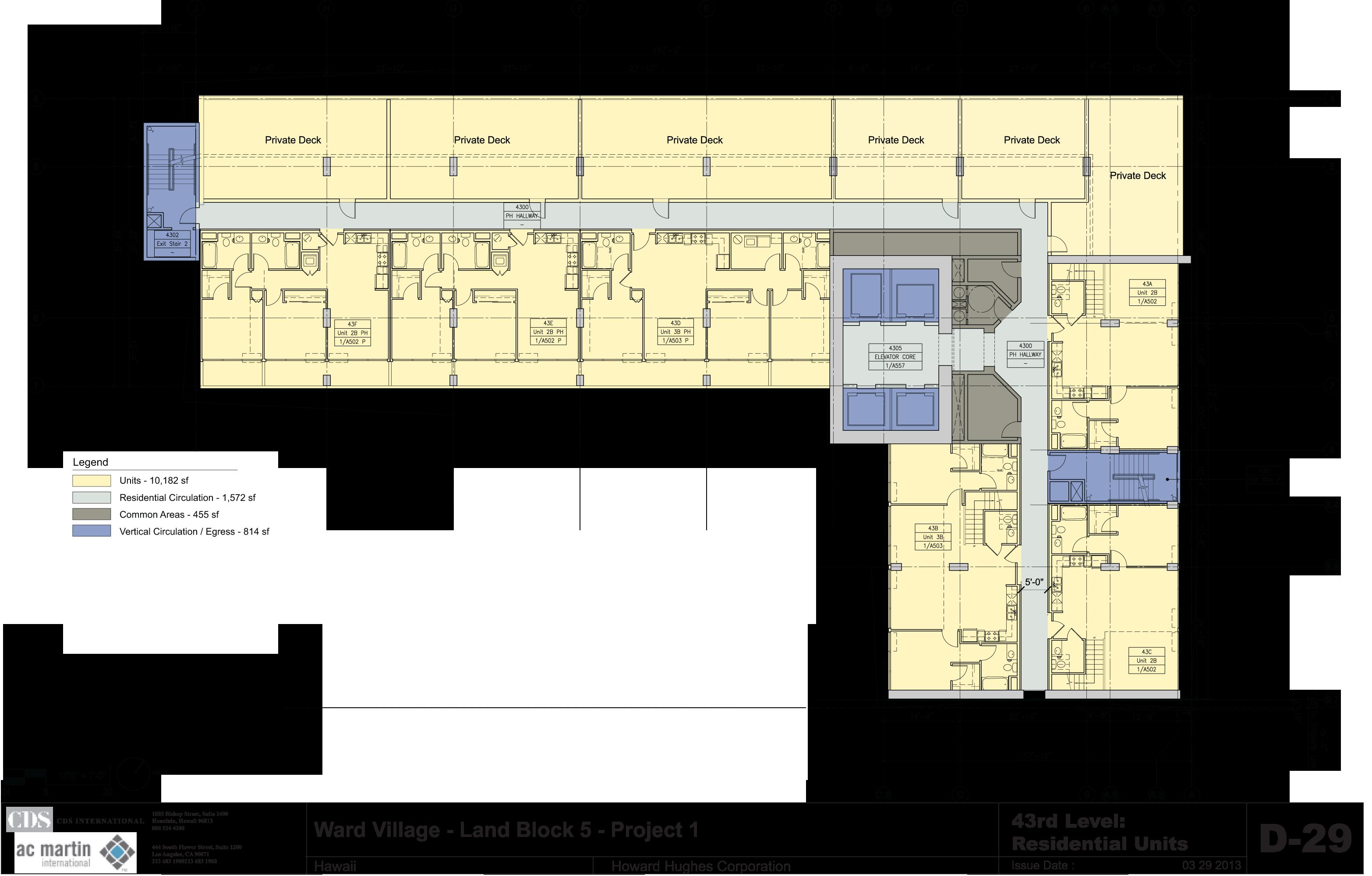 404-Ward Floor 43