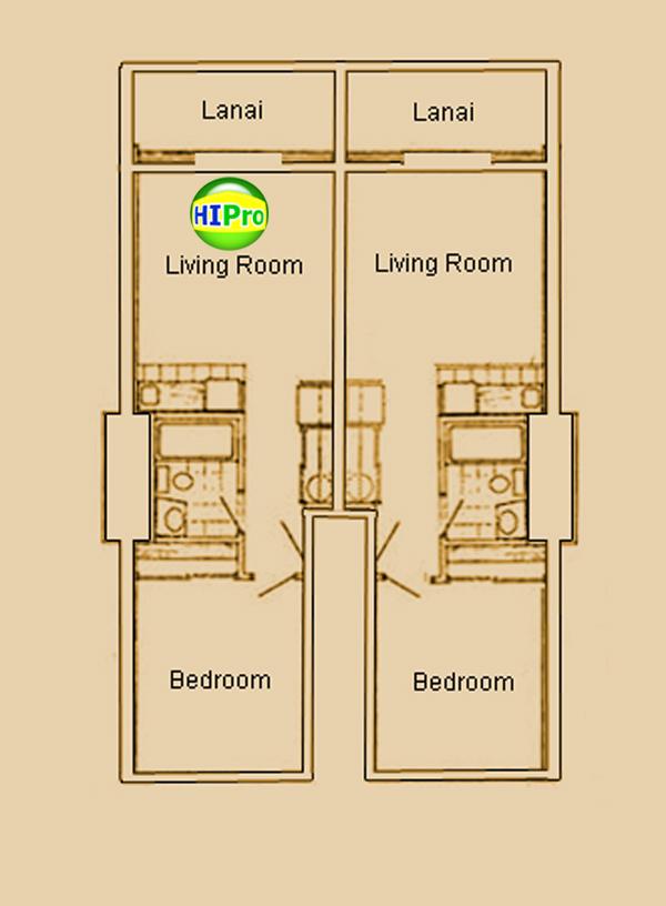 Aloha Lani 1 Bedroom w/ Lanai
