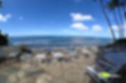 Beach Front Lanai