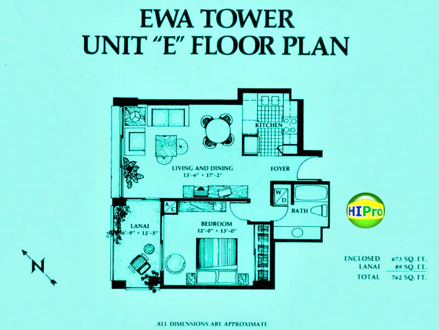 Ewa Tower unit E