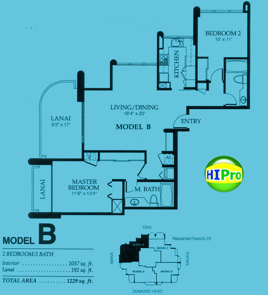 Nuuanu Parkside unit B