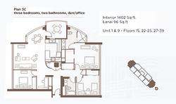 Floor Plan 3C