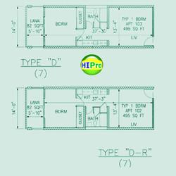Rycroft Terrace Type D