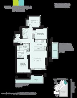 Waihonua Floor Plan E