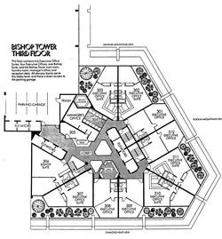 Executive Center - Bishop Tower 3rd Floor