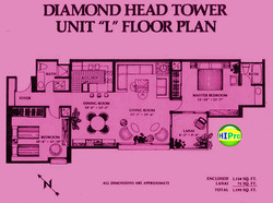 Diamond Head Tower unit L