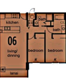 Holomua Floor plan 6