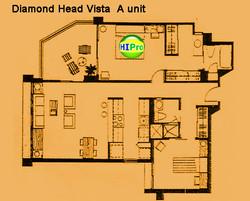 Diamond Head Vista unit A
