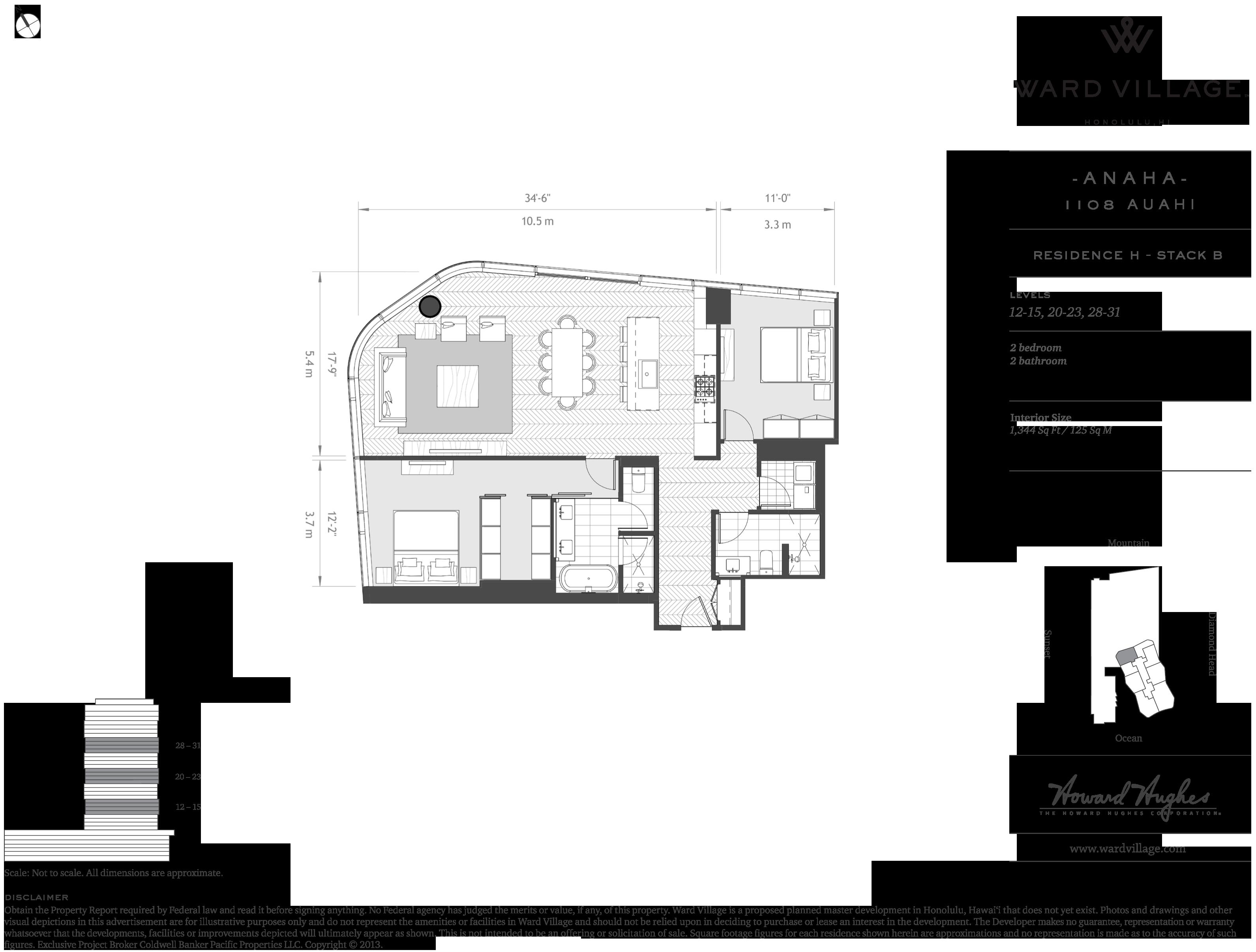 Residence H Stack B