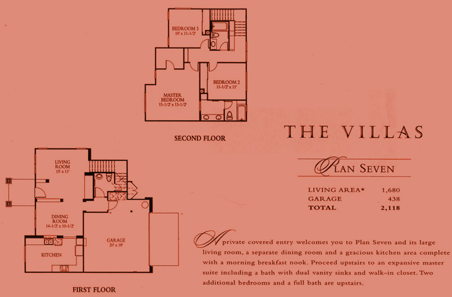 The Villas - plan 7