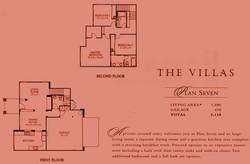 The Villas - plan 7