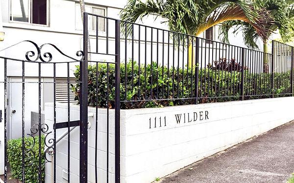1111 wilder entrance