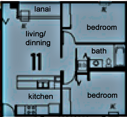 Holomua Floor plan 11