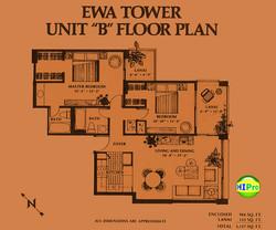 Ewa Tower unit B
