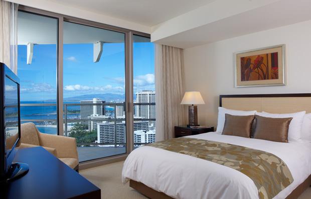 Trump Waikiki Bedroom