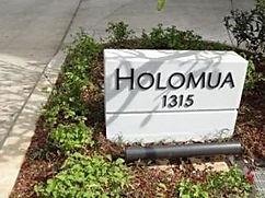 Holomua entrance