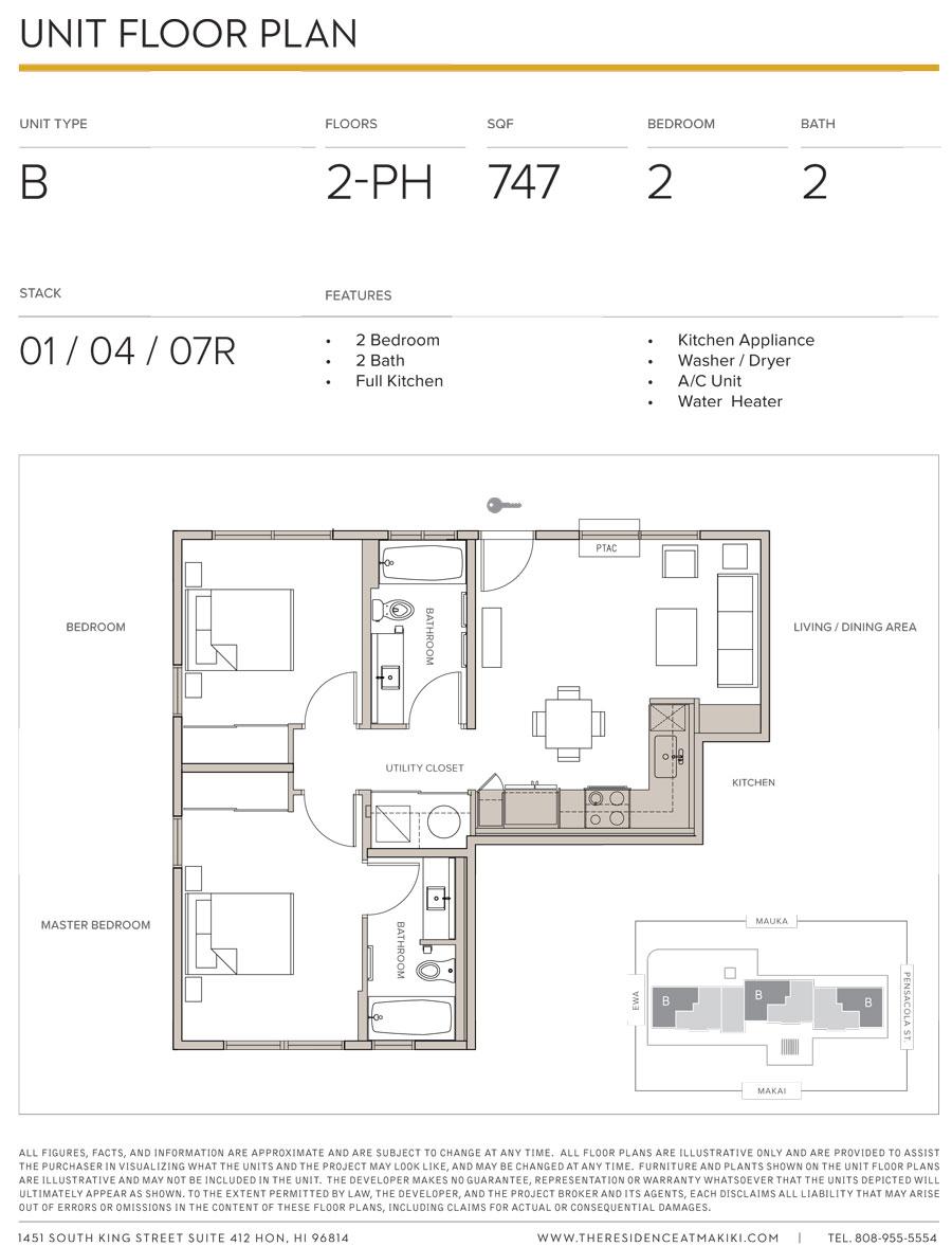 Residence at Makiki B