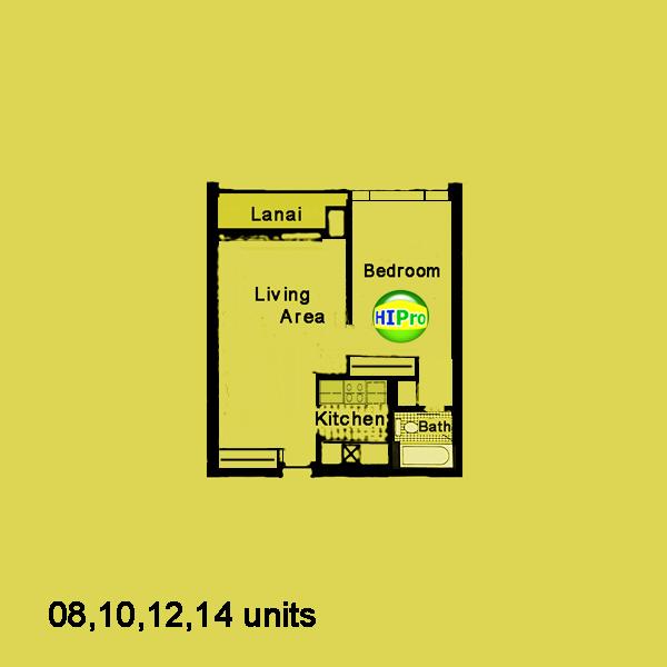 Villa on Eaton Square 1 bedroom