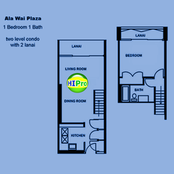 Ala Wai Plaza Unit 1