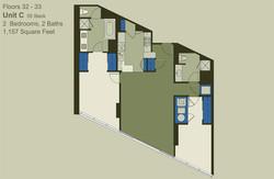 Floor 32-33 Unit C (05)