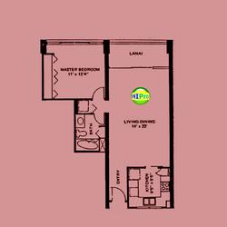 Banyan Tree Plaza 1 Bedroom