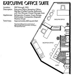 Executive Center - 203-1203