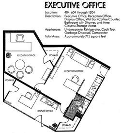 Executive Center - 404 - 1204
