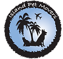 Island Pet Movers Logo