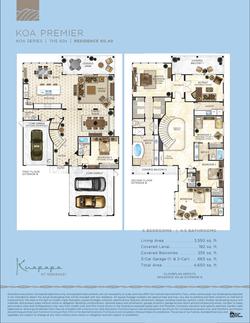 Kaupapa floor plans 60.40