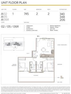 Residence at Makiki A1