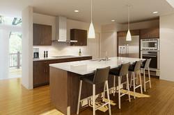 Residence 2 - Kitchen