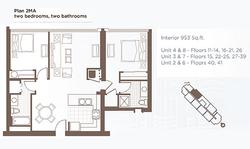 Floor Plan 2MA