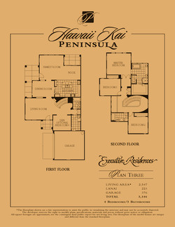 Executive Residences - plan 3