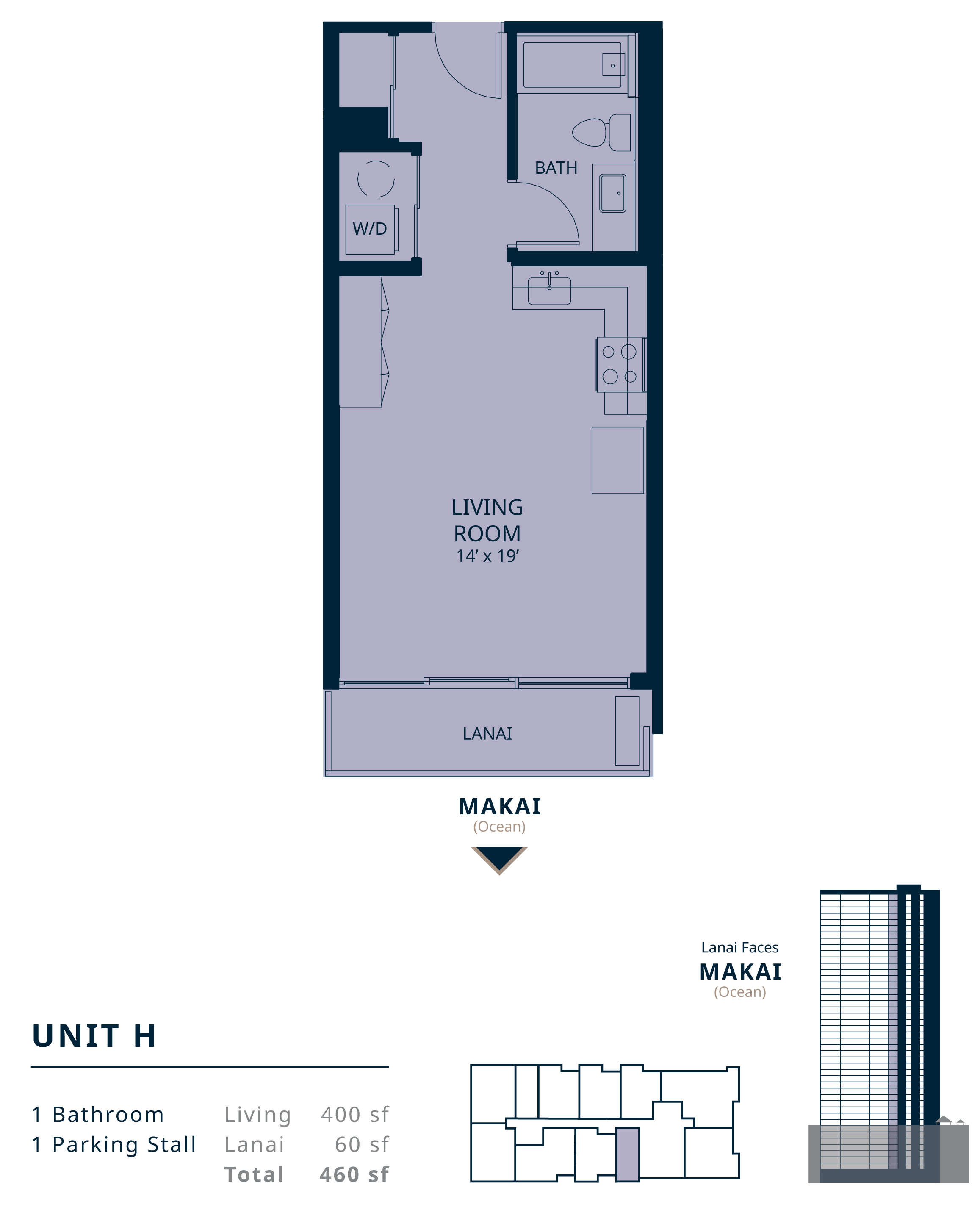 Kapiolani Residence unit H