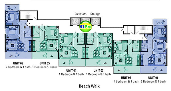 Floor Plan & Floorplate