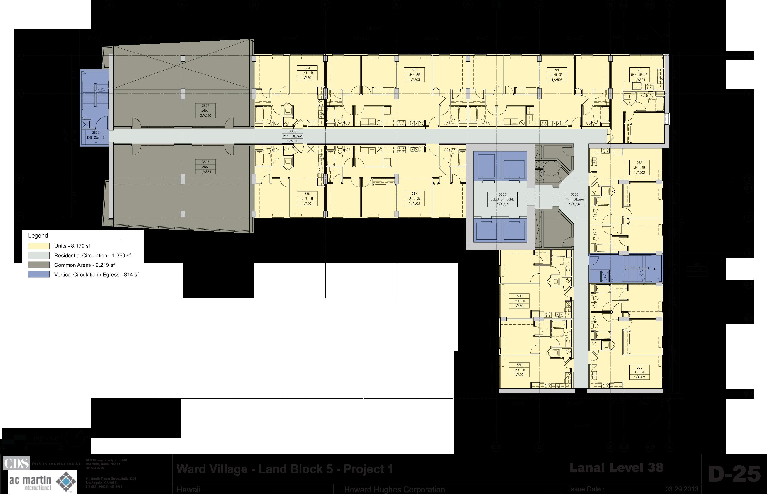 404-Ward Floor 38
