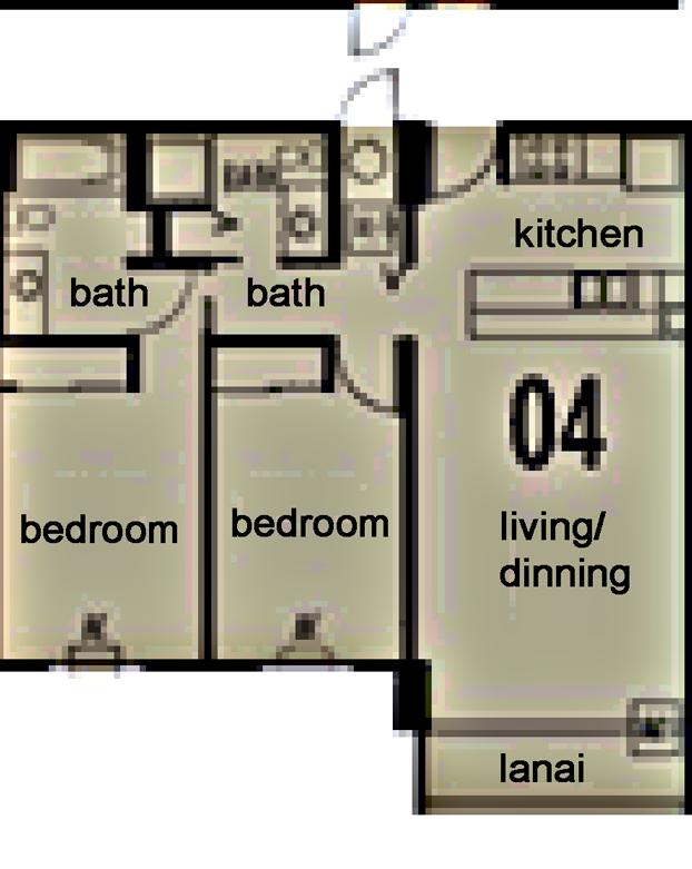 Holomua Floor plan 4