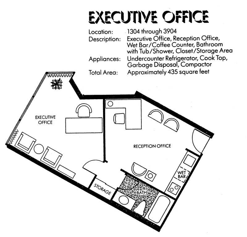 Executive Center -  1304-3904