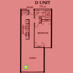 Dowsett Point unit D