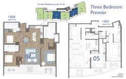 Premier - 3 Bedroom