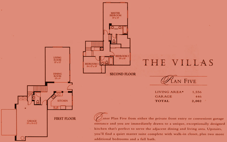The Villas - plan 5