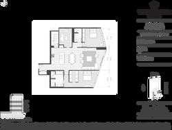 Residence C w/ Den Stack B