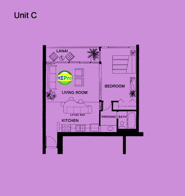 Waikiki Banyan unit C